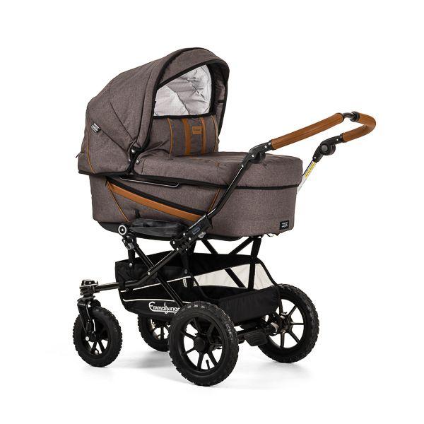 Epic Luxus Kinderwagen mit viel Platz Einer der Besten am Markt