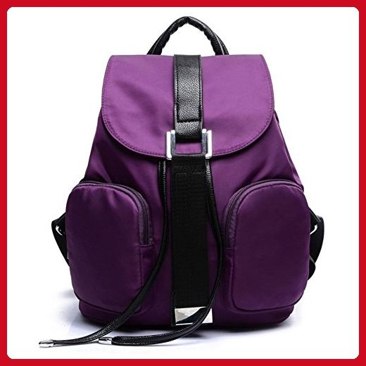 XFIERY HB800176C2 New Style Nylon College Wind Women s Handbag,Bucket-Type  Soft Surface - 7688c64c4a