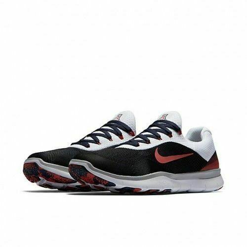 4579eaf9a25b9 Nike Arizona Wildcats Free Trainer V7 Mens Shoes 9 Navy  Nike  RunningShoes