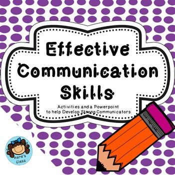 Effective Communication Skills  Effective Communication
