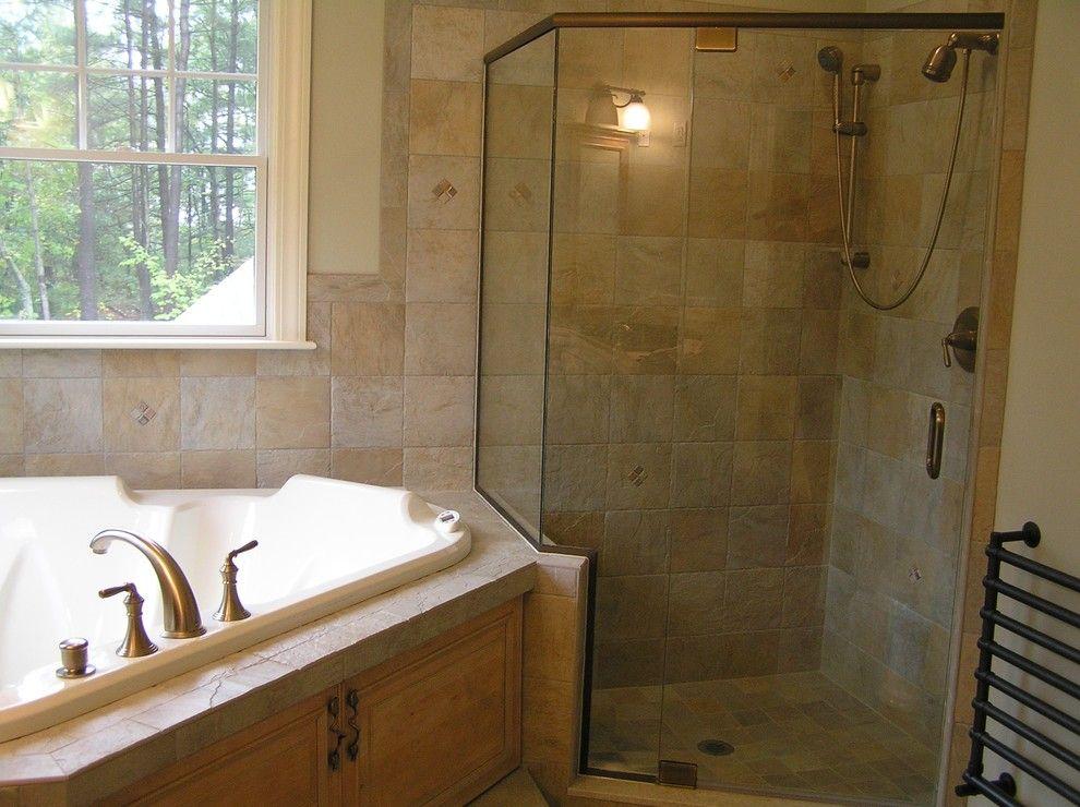 Impressive kohler devonshire in Bathroom Modern with Corner Shower ...