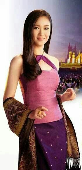 Lao Silk Getting This Outfit Made In Laos For A Wedding I Ll Be