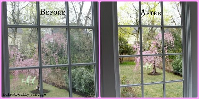 A Crystal Clear View A Giveaway Home Improvement Clear View Window Cleaner
