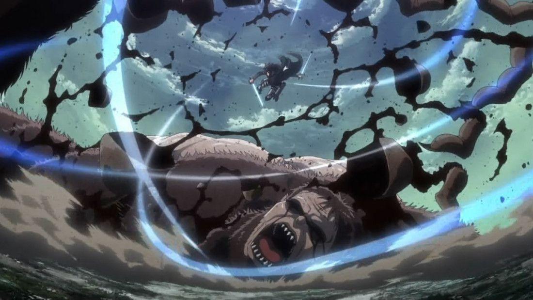 Attack On Titan Season 3 Episode 54 Hero Review Attack On Titan Season Attack On Titan Episodes Attack On Titan