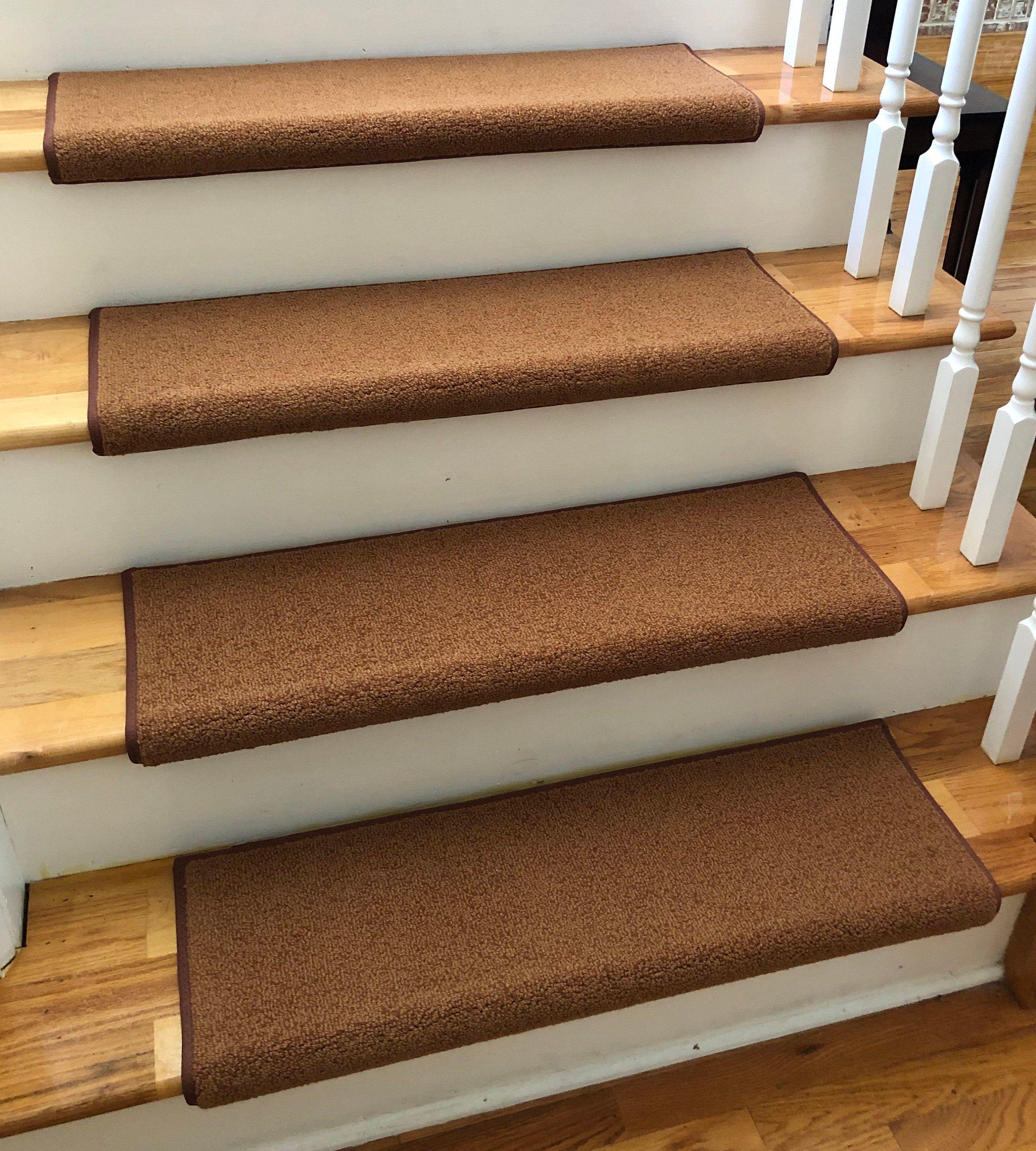 Best Legends Sienna 100 New Zealand Wool True Bullnose 400 x 300