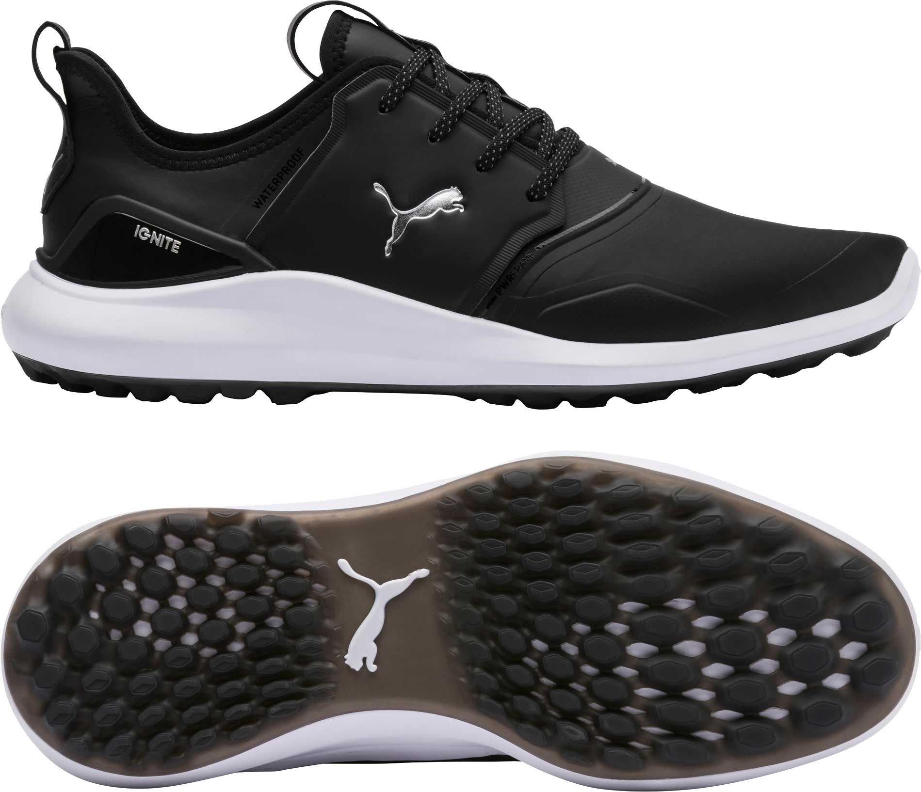 PUMA Men's IGNITE NXT Pro Golf Shoes   Golf shoes, Puma mens