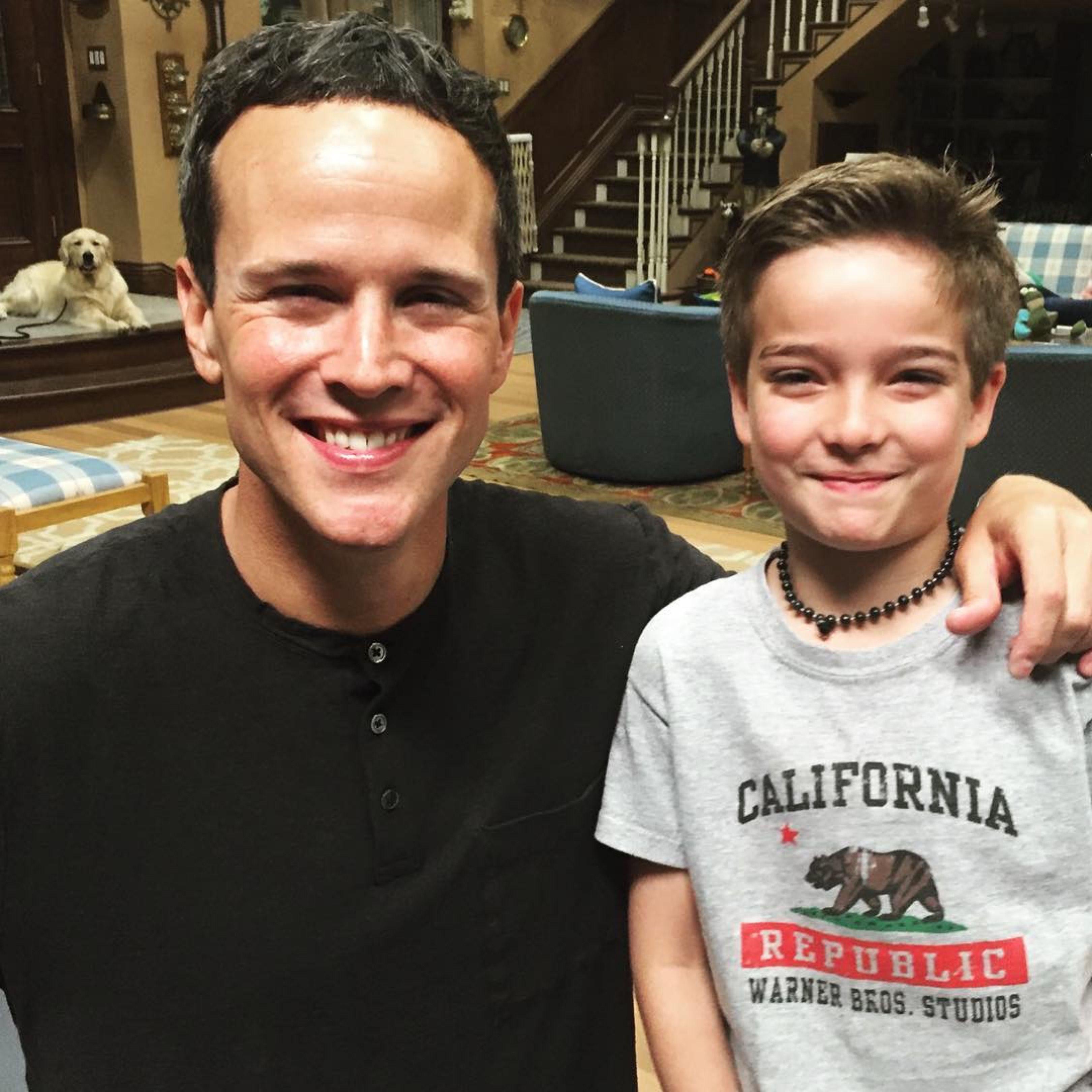 Elias' Instagram Fuller house, Child actors, Instagram