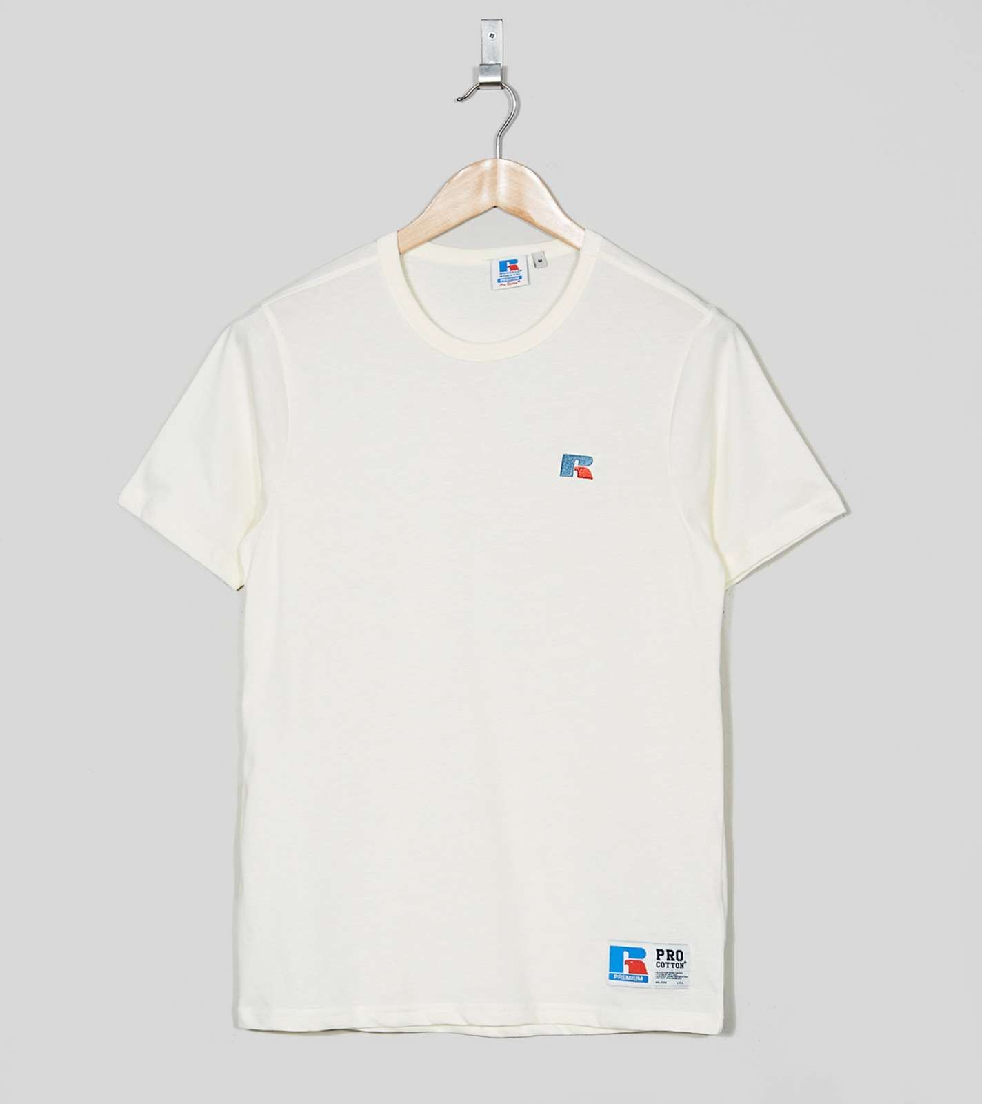 Russell Athletic Plain Logo T-Shirt   Size?