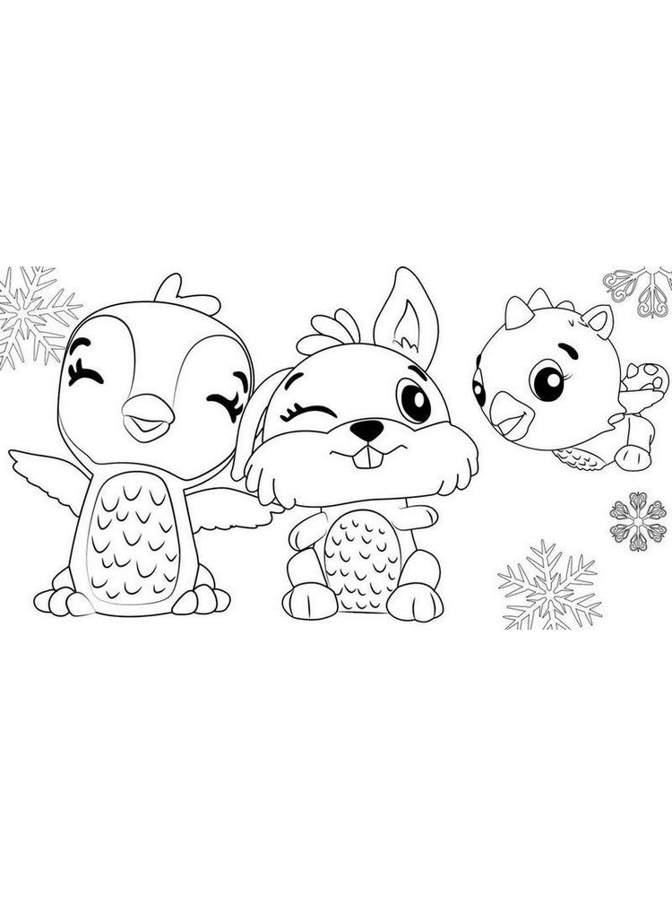 Hatchimals Colouring Pages Free. Below is a collection of