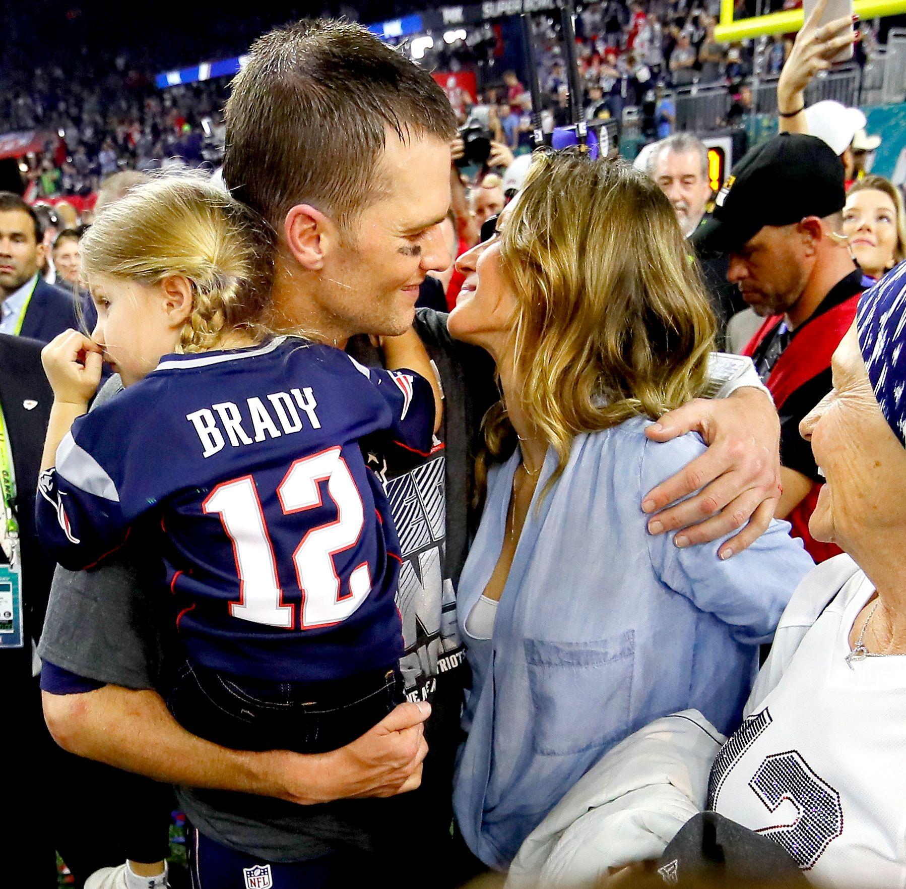 Image Result For Patricia Nonnenmacher Bundchen Tom Brady And Gisele Tom Brady New England Patriots
