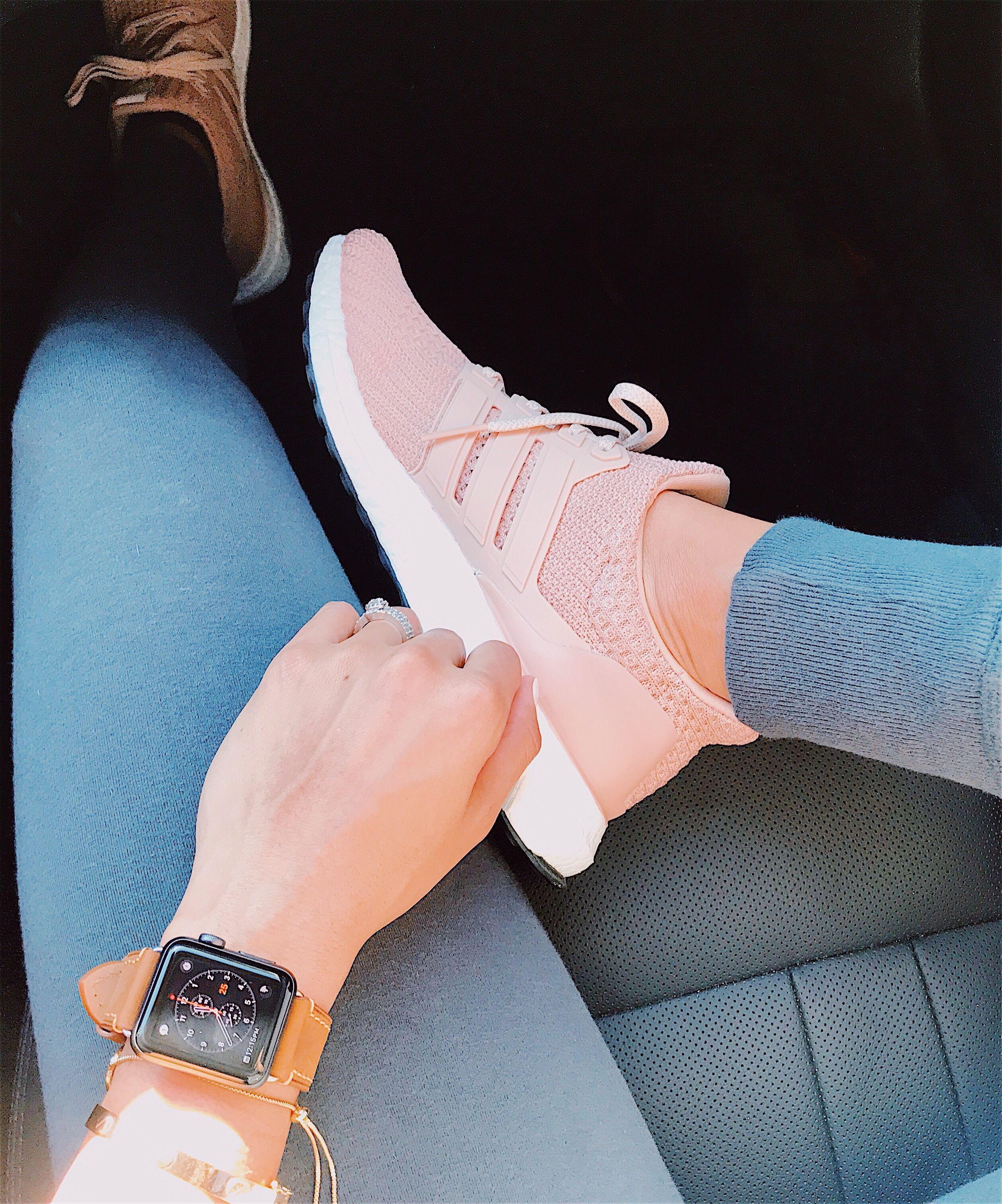 a1f7461b4e Nude UltraBoost sneakers Women - Sneakers - Cream Beige  womenssneakers
