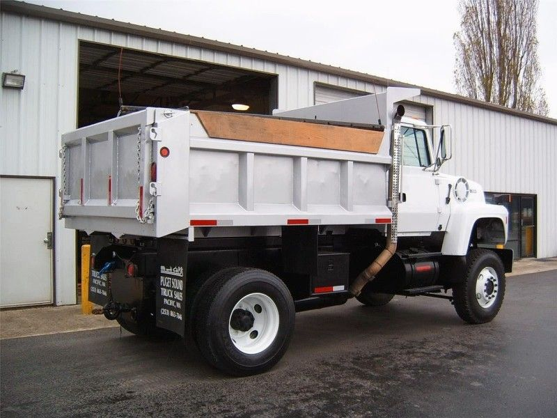 4x4 5yard dump trucks used 1996 ford dump truck l9000 for sale ford dump trucks pinterest. Black Bedroom Furniture Sets. Home Design Ideas