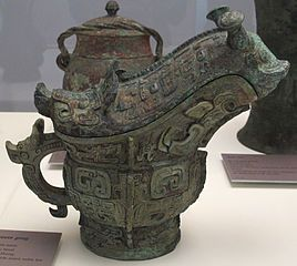 Resultado de imagen de dinastia shang
