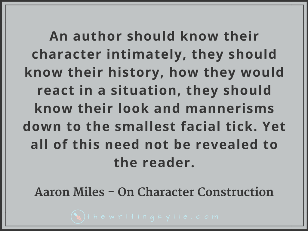 The Epic Guide To Character Creation Part 1 Categorizing