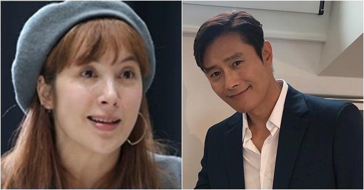 """친오빠 이병헌 언급한 이지안  """"오빠가 너무 엄했다. 여행을 못 갔다"""""""
