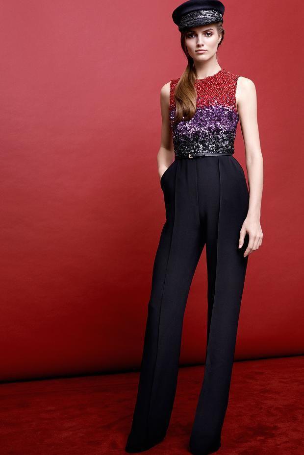 Karlie Kloss: Elie Saab Fashion Show 2015 -21 | GotCeleb