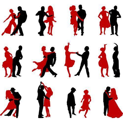 фото танцевальные па