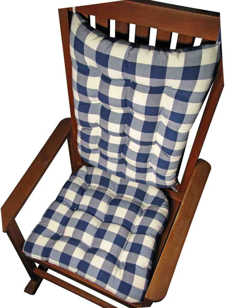 Extra Large Rocking Chair Cushions | Best rocking chair cushions ...