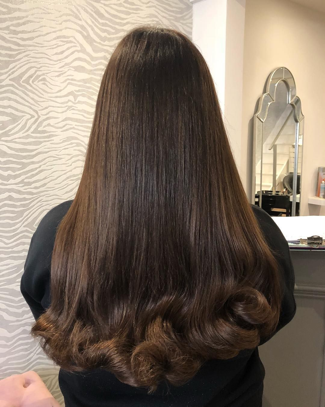 Haircut Styles For Long Thin Hair: Pin By Eden_wollenberg On Long Hair(styles)