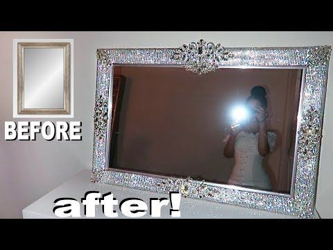 Hi Angels Today I M Showing You How To Make Your Own Sparkly Vanity