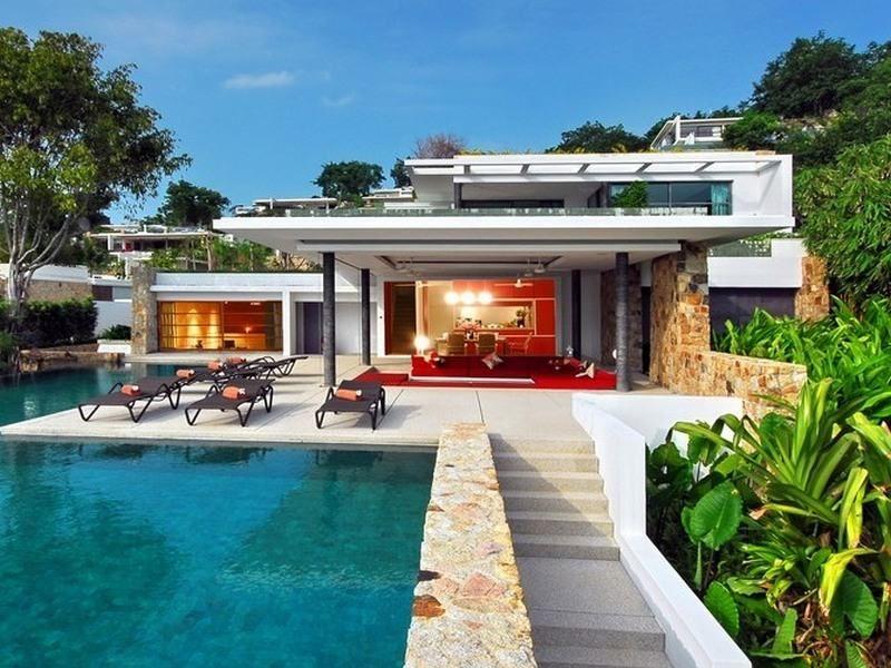Samujana 19 samui holiday villa ban cheong mon koh samui thailand