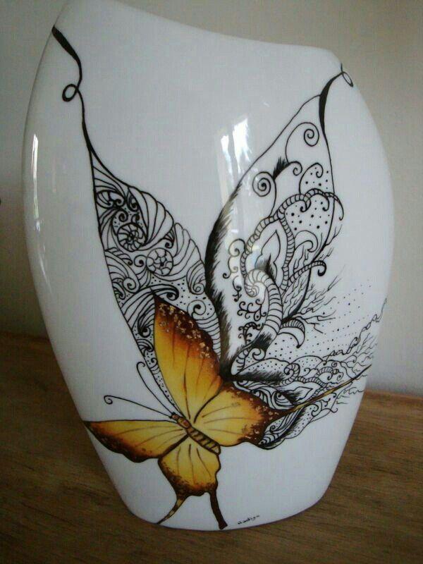 porcelain porselen pinterest porcelaine peinture. Black Bedroom Furniture Sets. Home Design Ideas