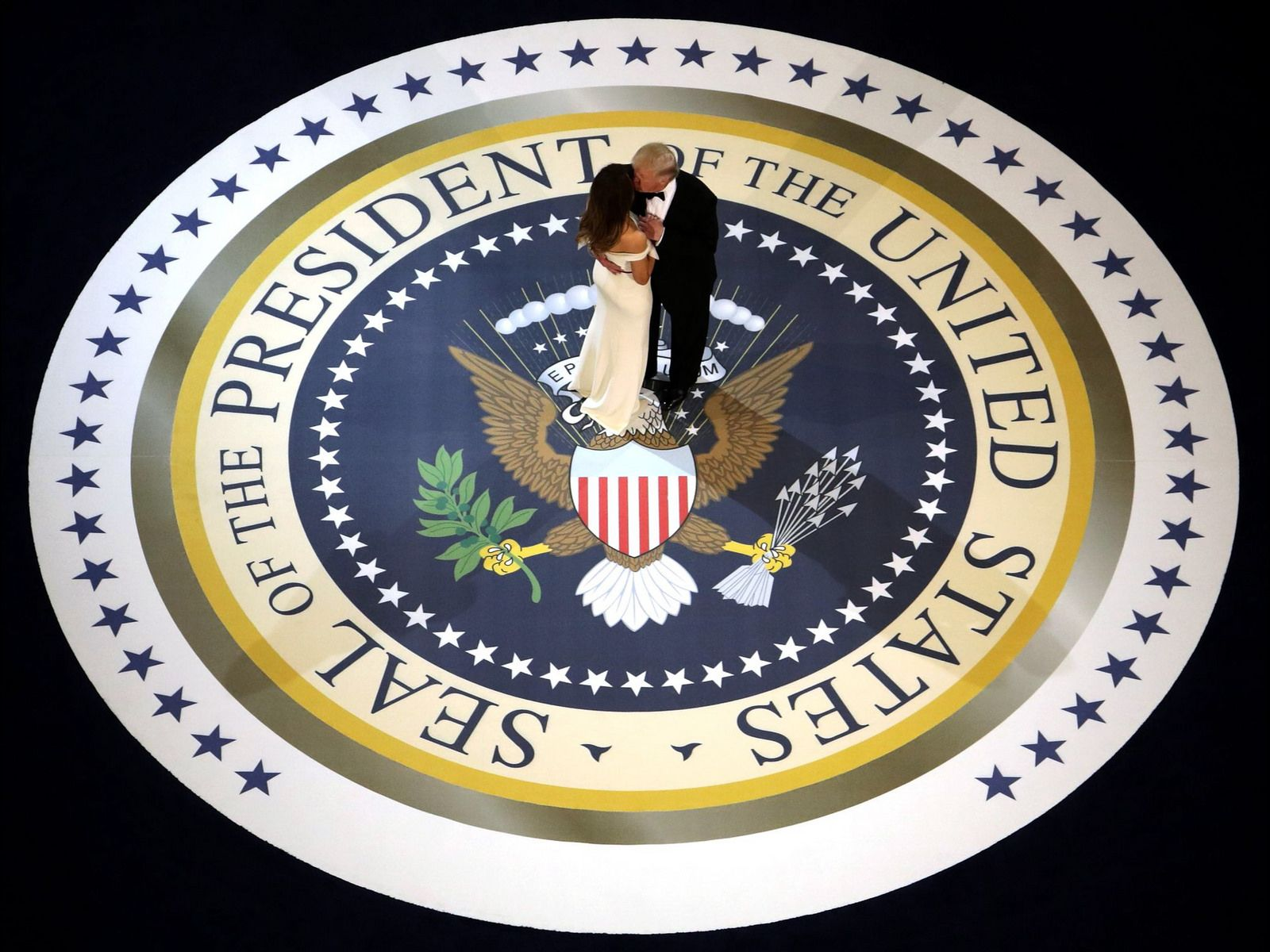 Donald J Trump 45th President Of The United States Janvier 2017