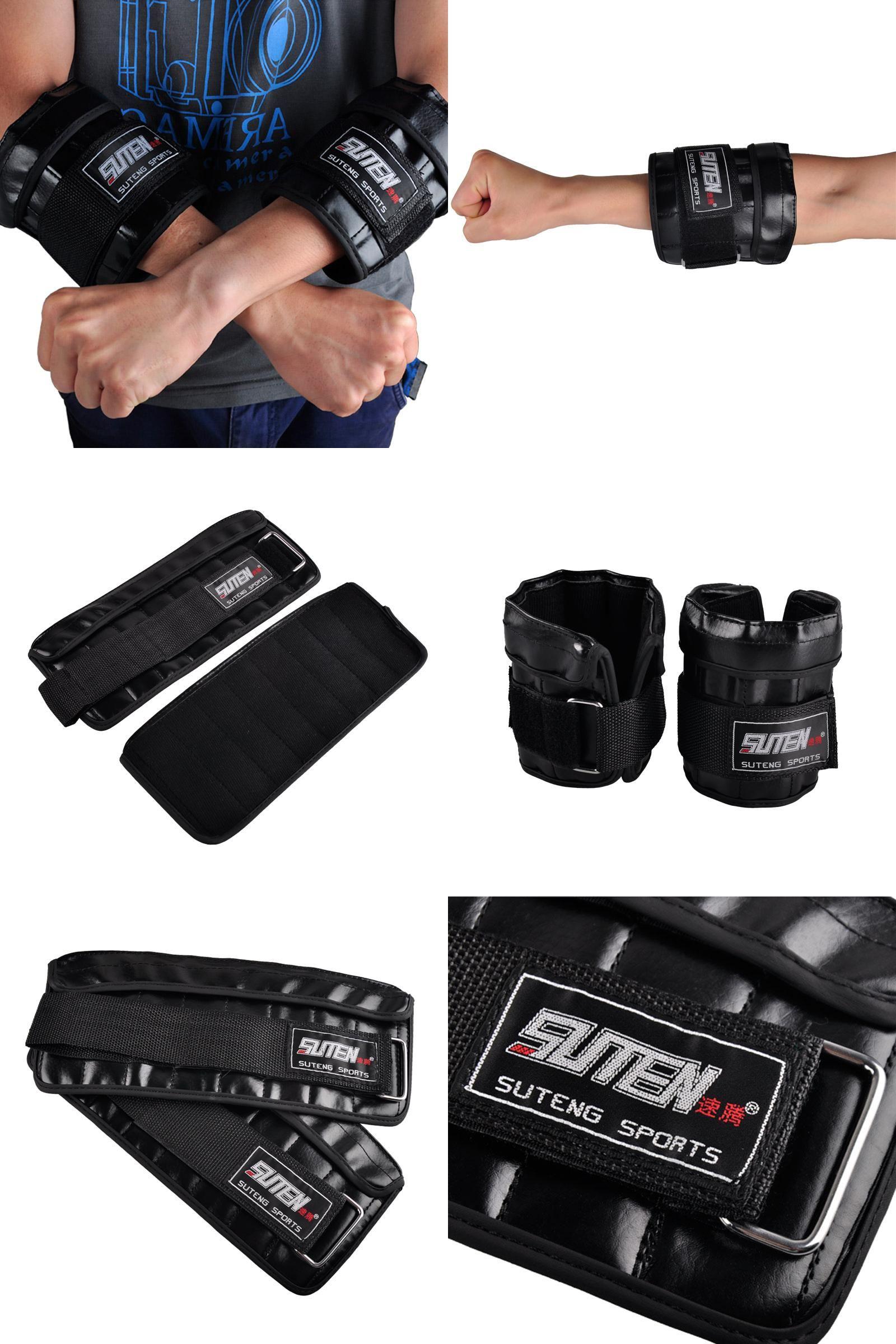 [Visit to Buy] Sport Adjustable Hand legging Wrist Weights