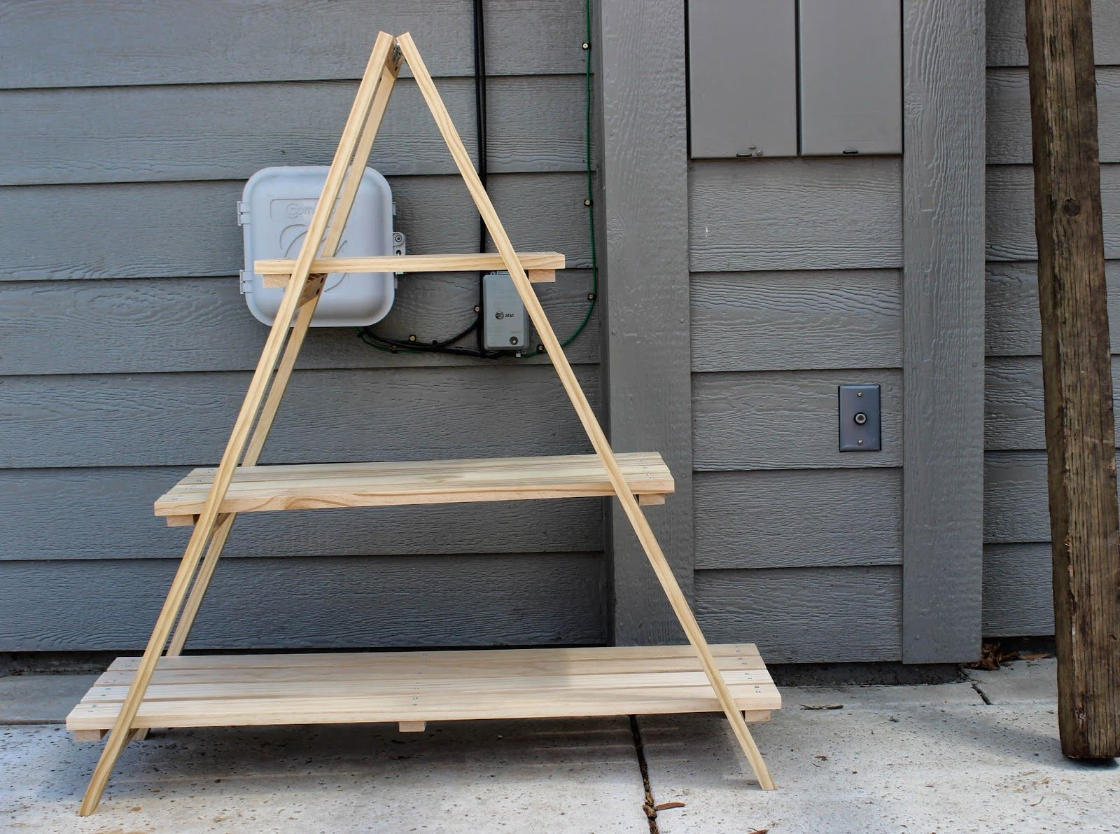 Diy Plant Stand-Aside from the fact that plants look great, the reality is