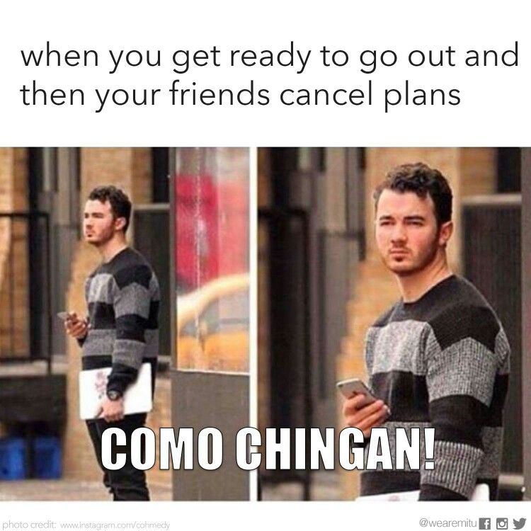 Friend Cancel Plans Como Chingan Pokemon Funny Funny Memes Memes