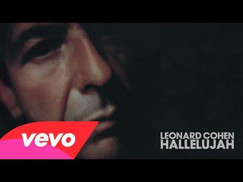 Leonard Cohen - Hallelujah (Audio) - YouTube
