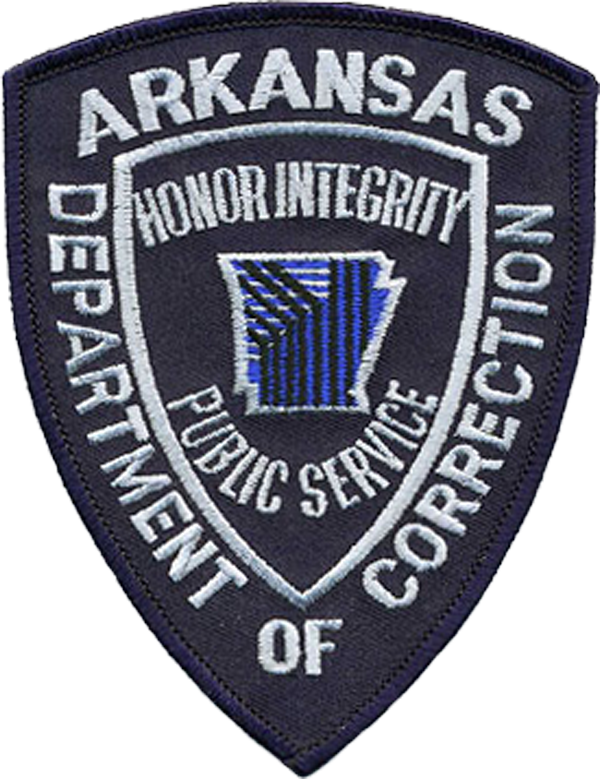 US State of Arkansas Department of Correction Patch