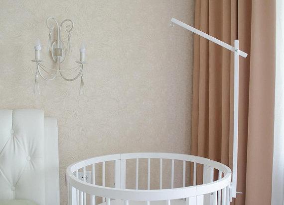 Baby Mobile Arm Mobile Holder Mobile Hanger Crib Mobile Etsy Crib Mobile Arm Baby Mobile Arm Cribs