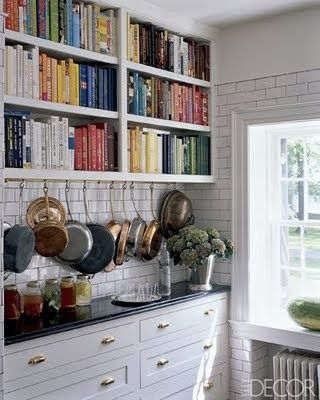 Jenny Johnston Interiors: I Want a Kitchen That Doesn't Look Like a Kitchen