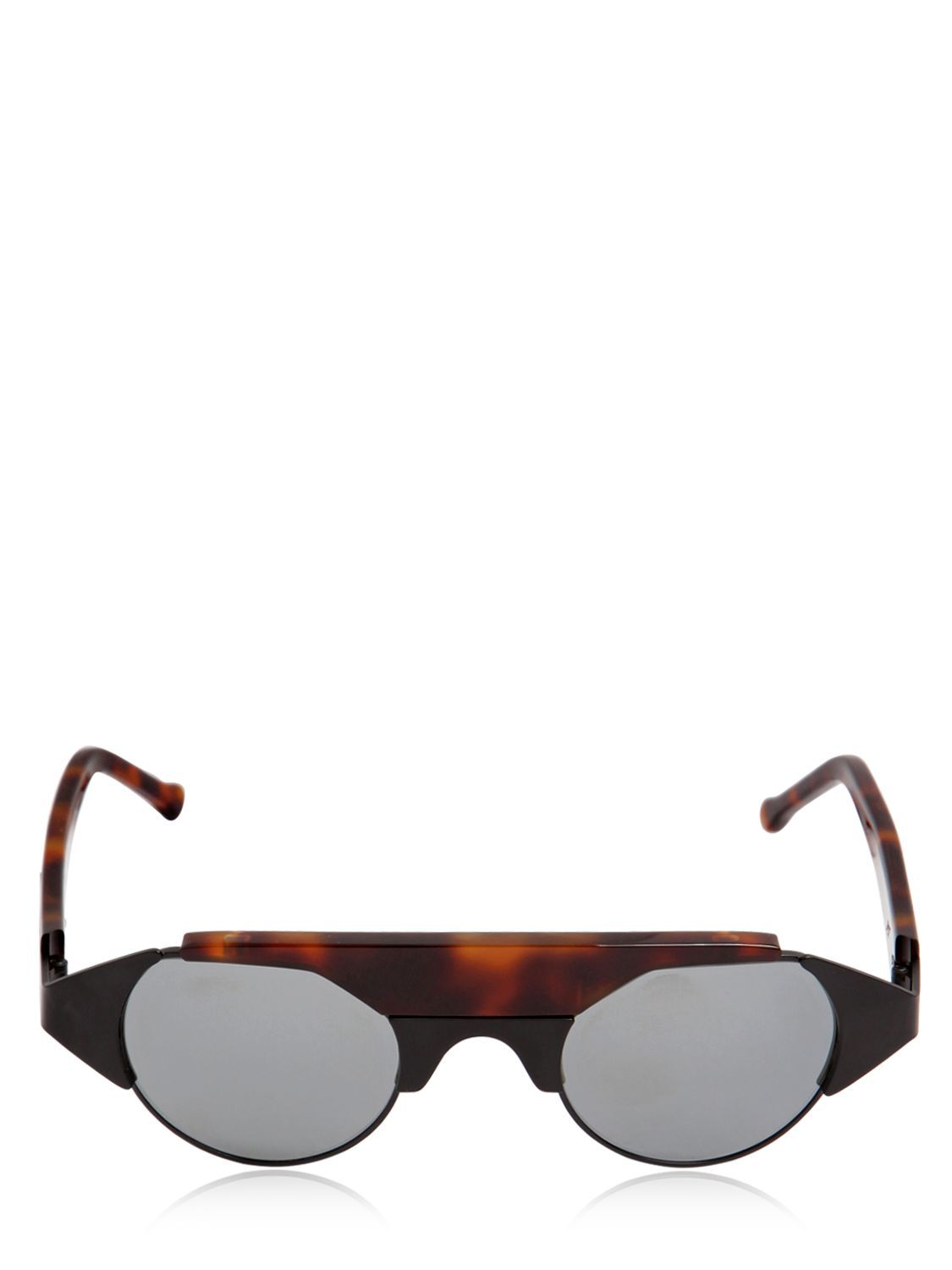 7227f417be LOEWE - ASHLEY MIRROR LENSES SUNGLASSES - LUISAVIAROMA - LUXURY SHOPPING  WORLDWIDE SHIPPING - FLORENCE