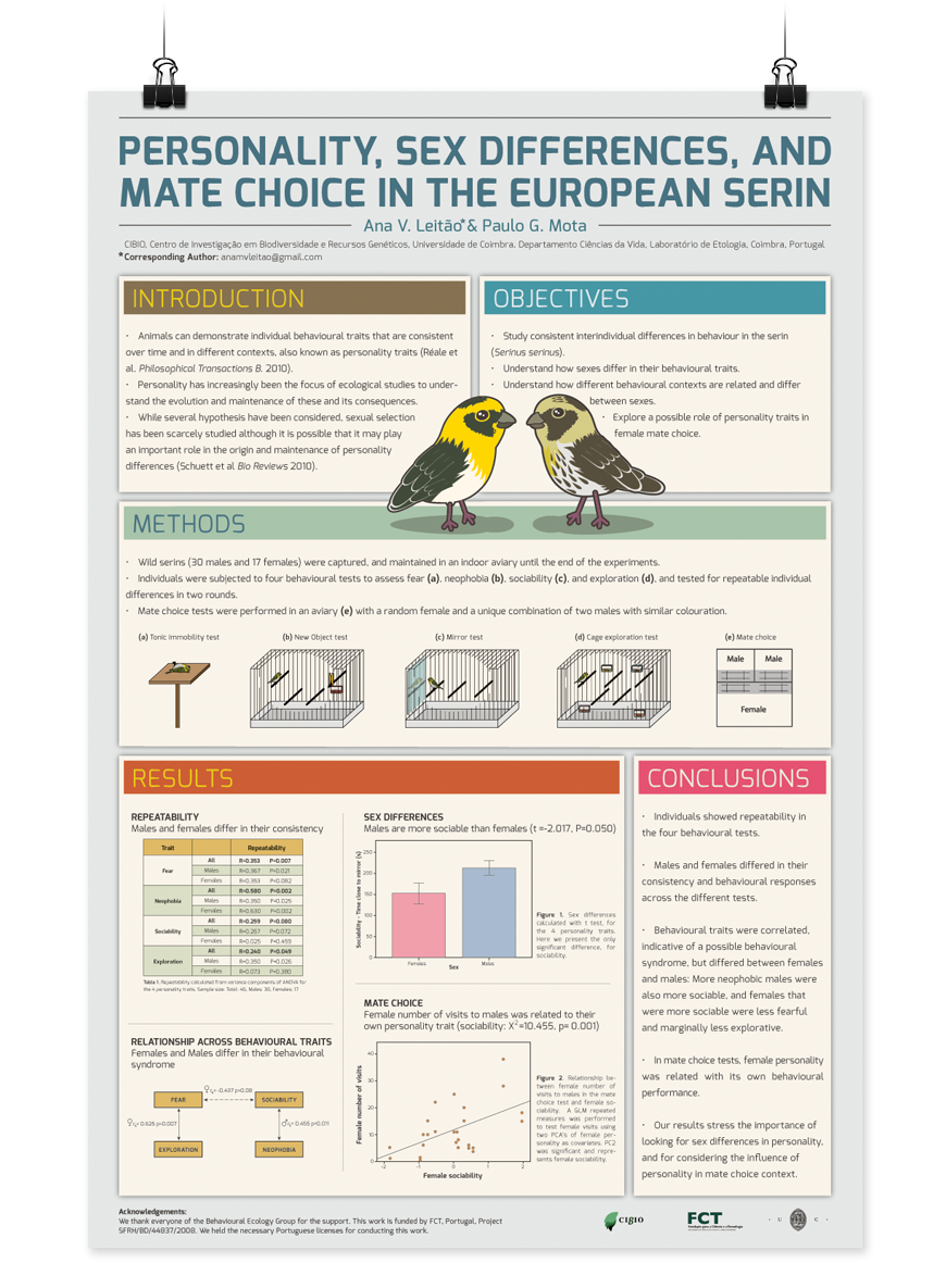Poster design on powerpoint - Design Scientific Research Posters