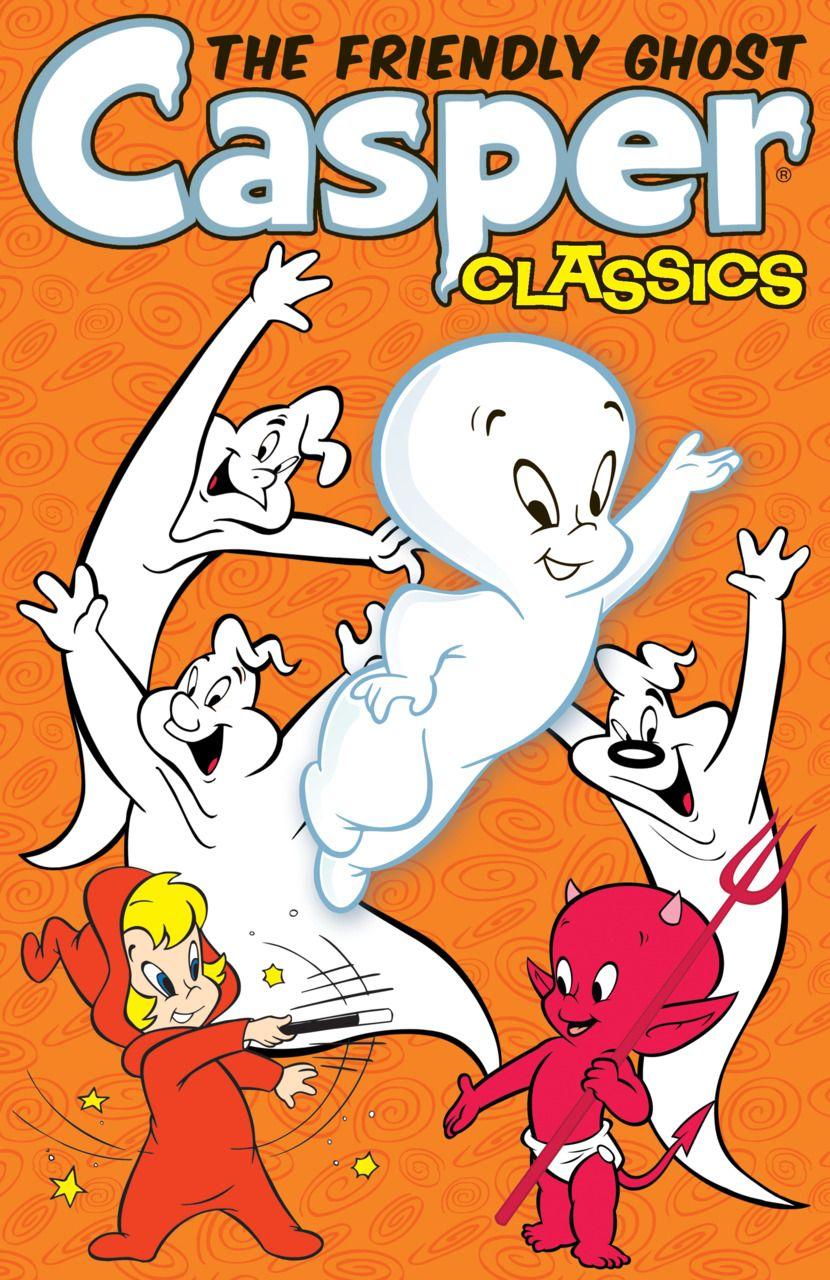 Casper the Friendly Ghost Casper the friendly ghost