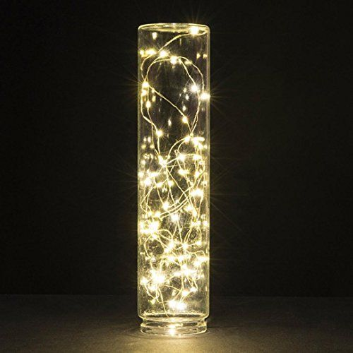 Mini String Lights Amazing $388  3M 30Led Button Cell Powered Silver Copper Wire Mini Fairy Decorating Inspiration