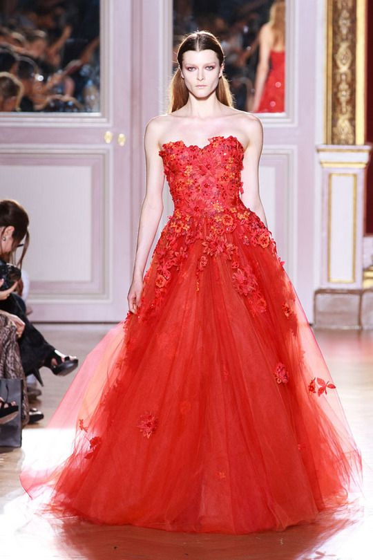 Zuhair Murad Couture AW 2012
