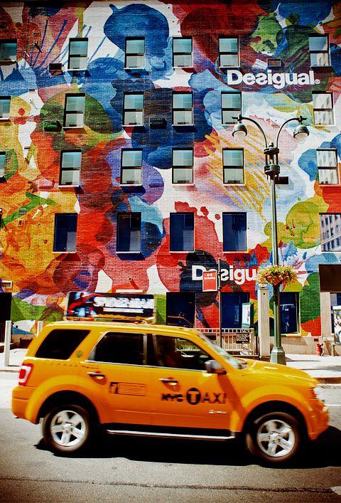 Building Art, Manhattan, NYC