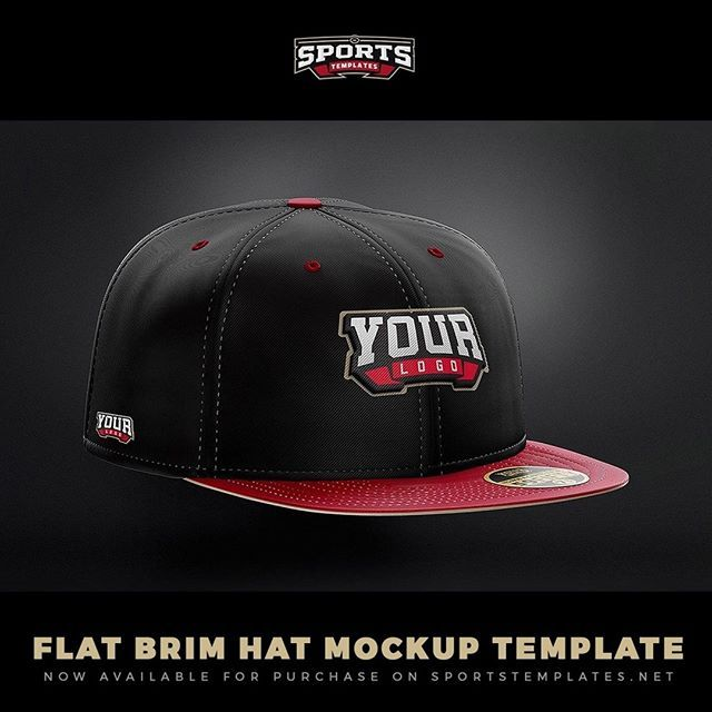 Download New Cap Mockup Is Finally Out Front View Fitted Back View Snapback Back View Get It From Our Site Link In Profile Repost And Like For A Chance Logotipos