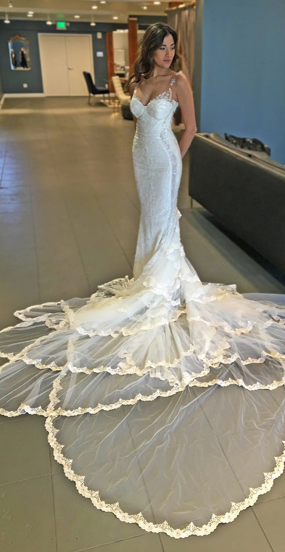 Luxury bridal dresses galia lahav haute couture wedding