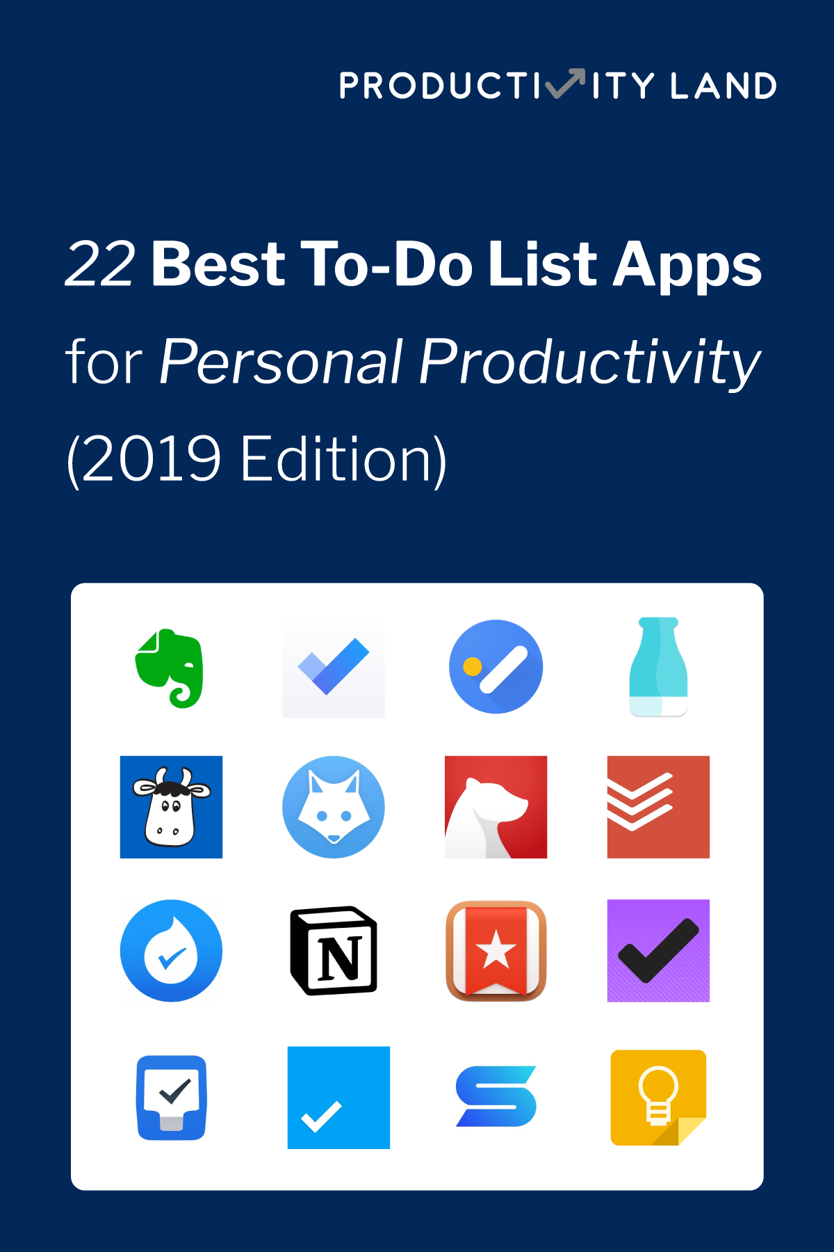 The 23 Best To Do List Apps Of 2019 For Iphone And Android Task