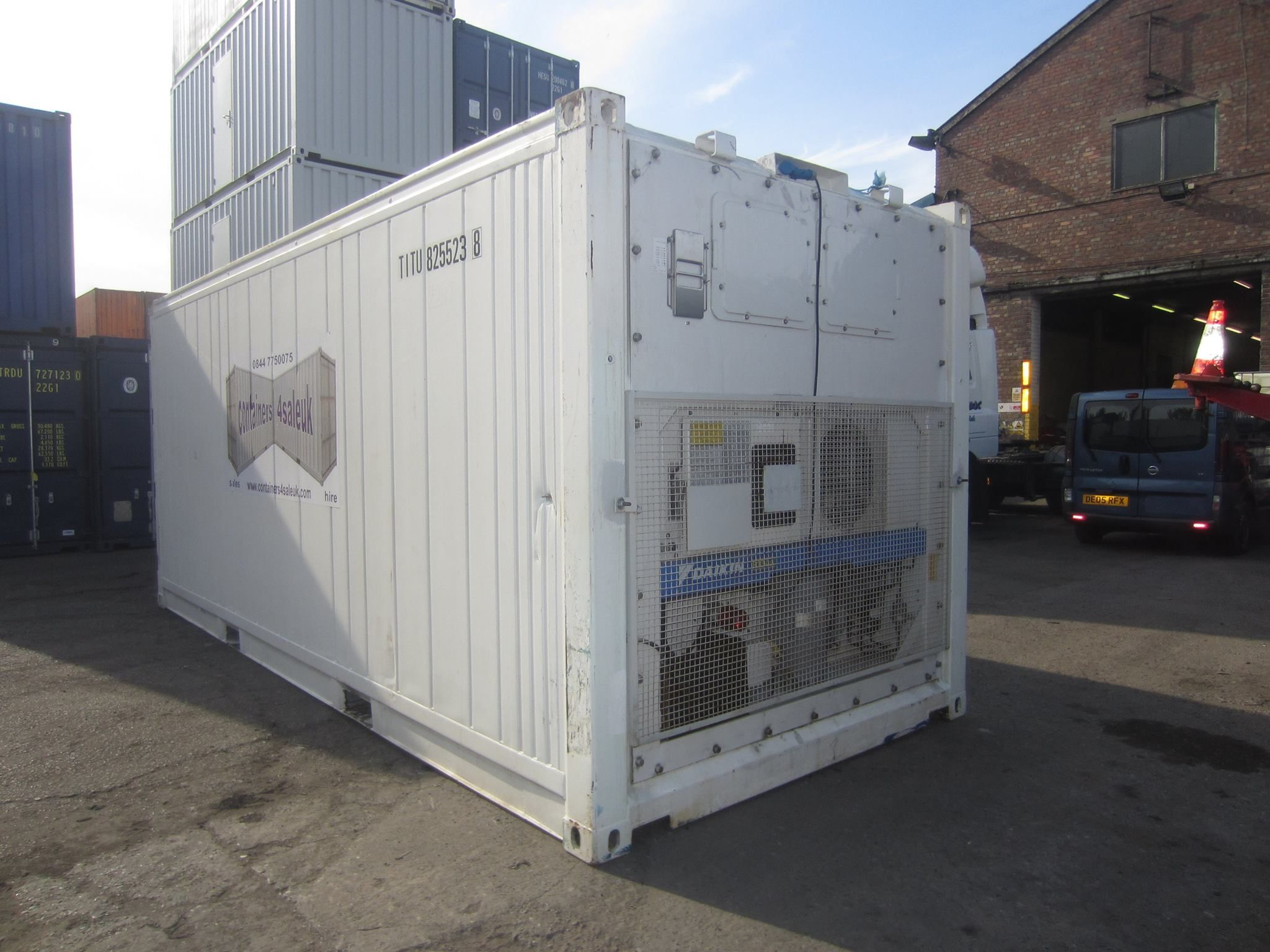 New 20ft Reefer (With images) Home appliances, Reefer