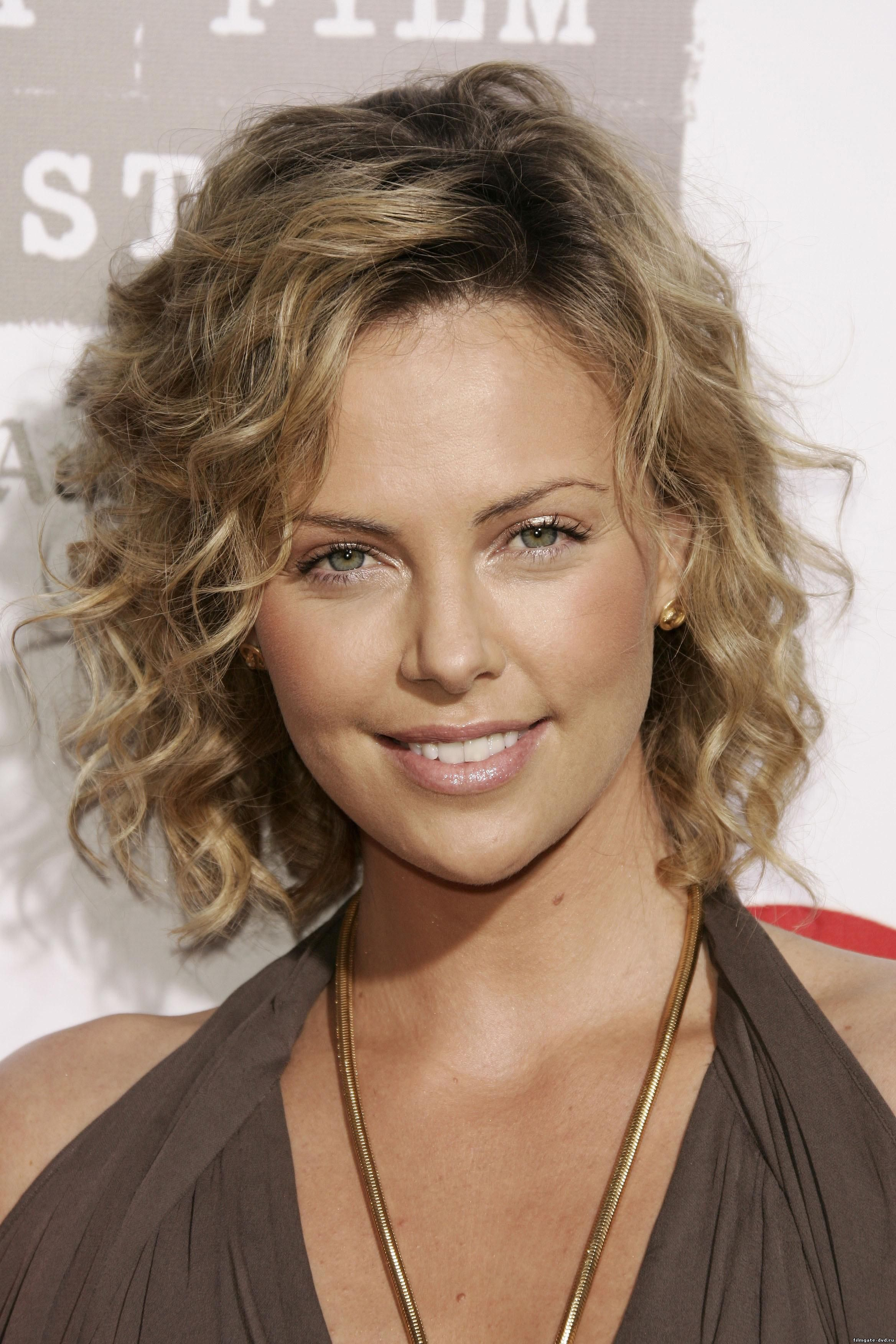 Hair Styles Haircuts For Curly Hair Shoulder Length Stunning
