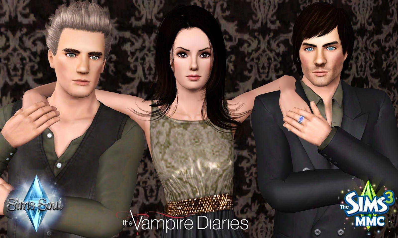 Sims 3 Vampire
