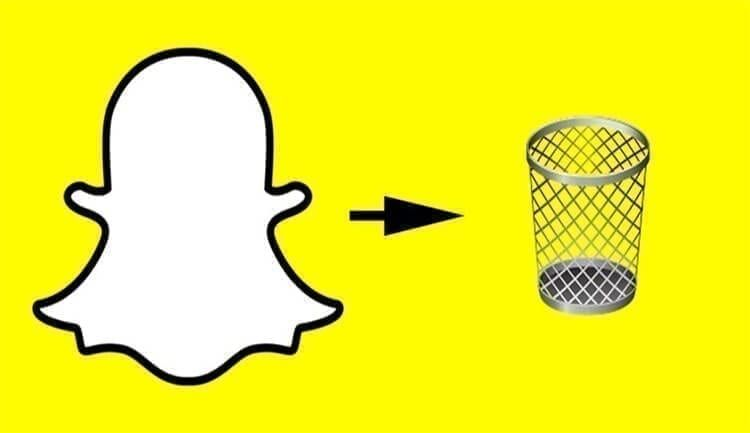 كيفية حذف حساب سناب شات بشكل نهائي Snapchat عربي تك In 2021 Snapchat Snapchat Account Shout Out