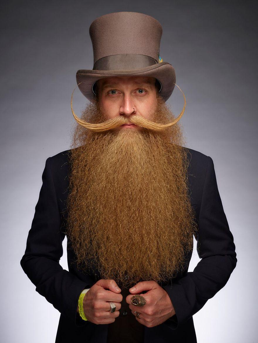 39 Of The Best Beards From 2017 World Beard And Mustache Championship Beard No Mustache Beard Styles Beard