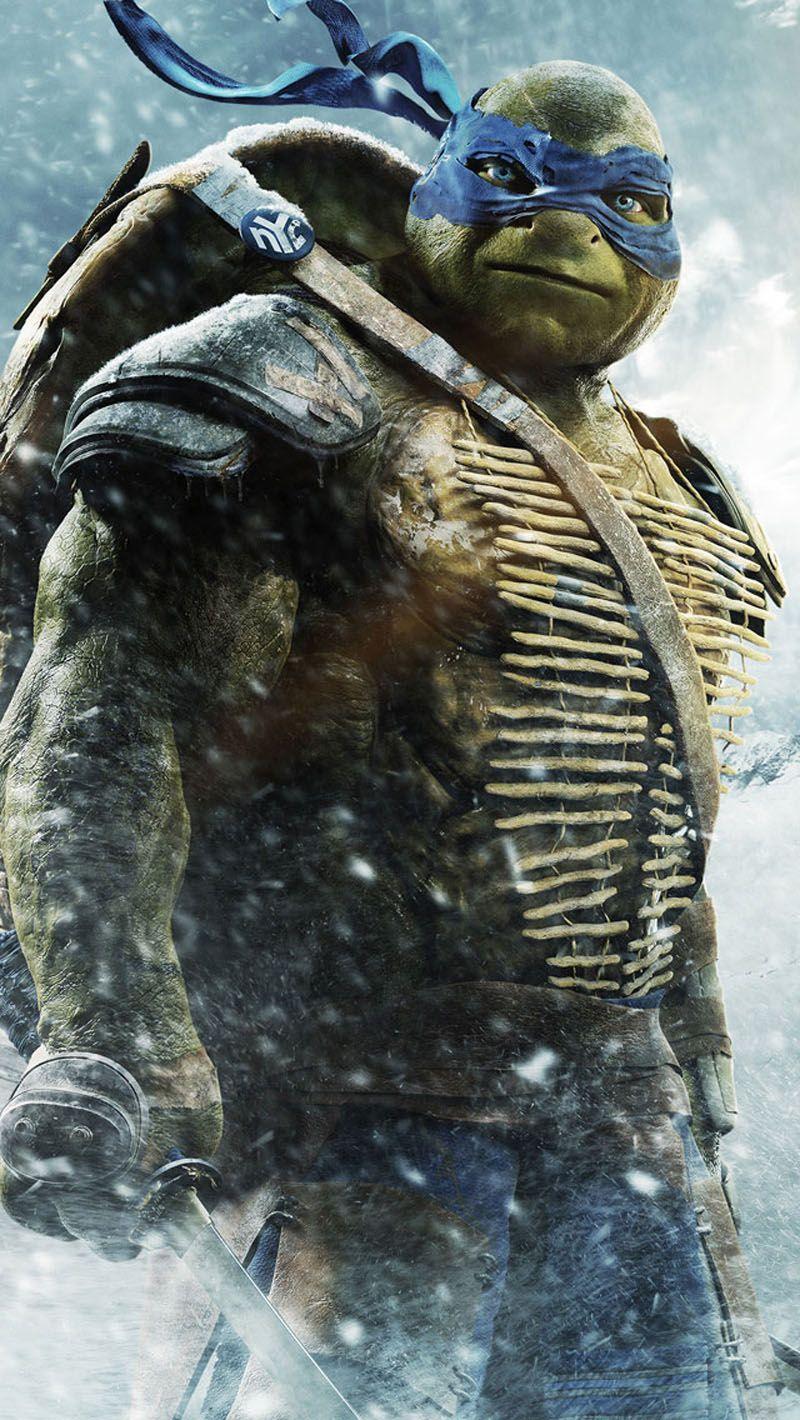 Leonardo Teenage Mutant Ninja Turtles TMNT iPhone 6
