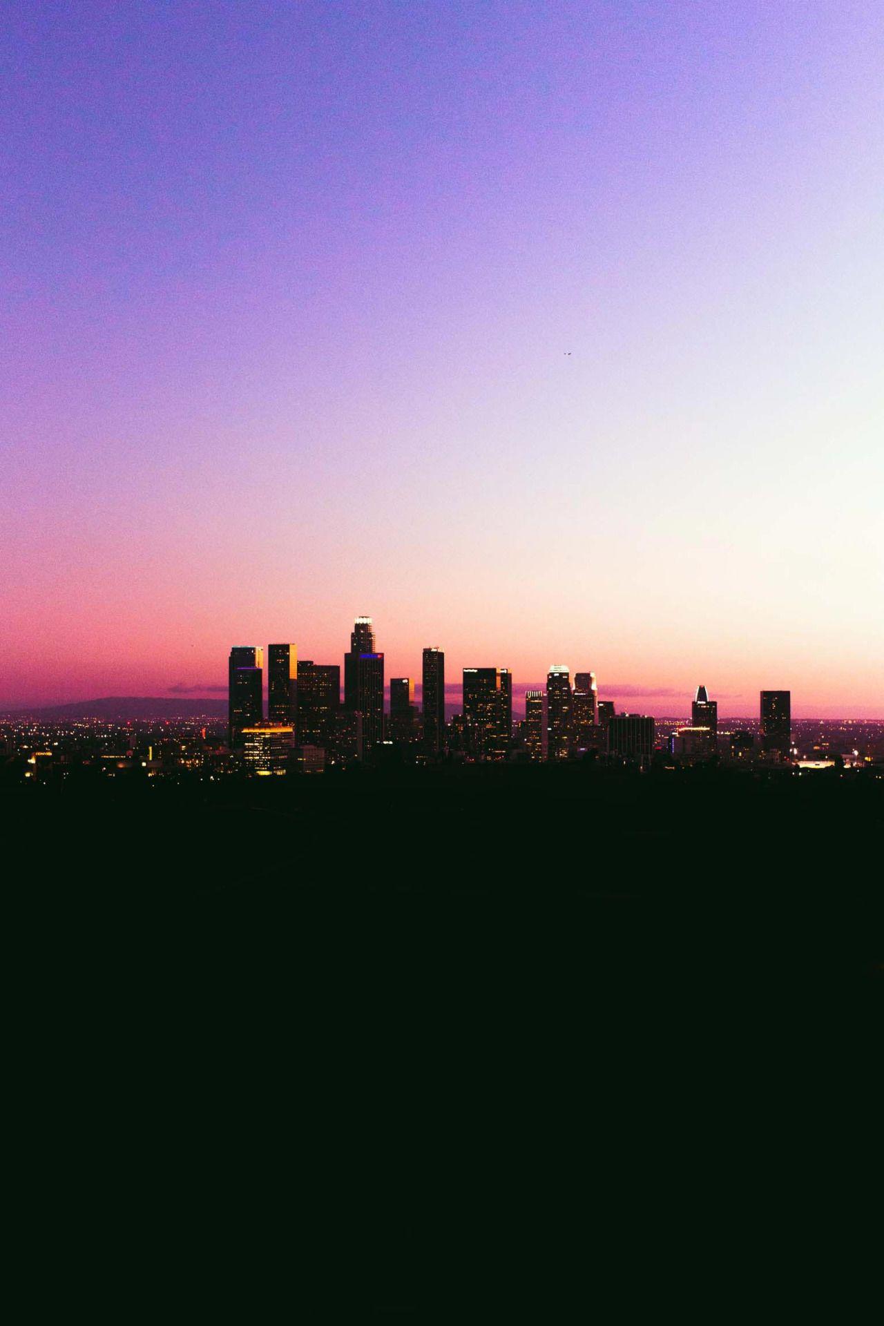 City Of Los Angeles Town Sfondi Sfondi Per Cellulare E Paesaggi